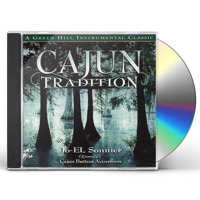 Jo-El Sonnier CAJUN TRADITION CD