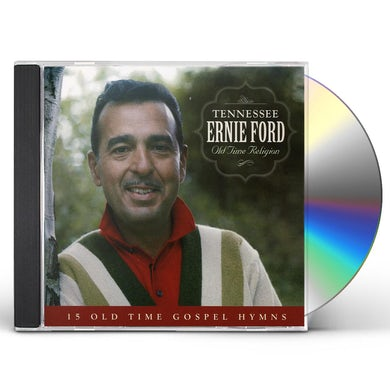 Tennessee Ernie Ford OLD TIME RELIGION CD