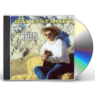Dave Stamey WHEELS CD