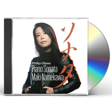 GLASS: PIANO SONATA CD