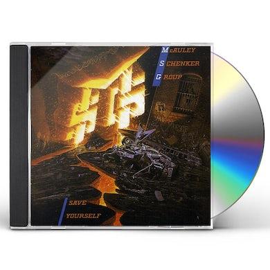 McAuley Schenker Group SAVE YOURSELF CD