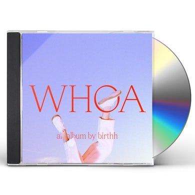 WHOA CD