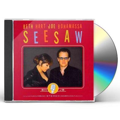 Beth Hart SEESAW CD
