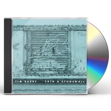 Tim Barry 28TH AND STONEWALL CD