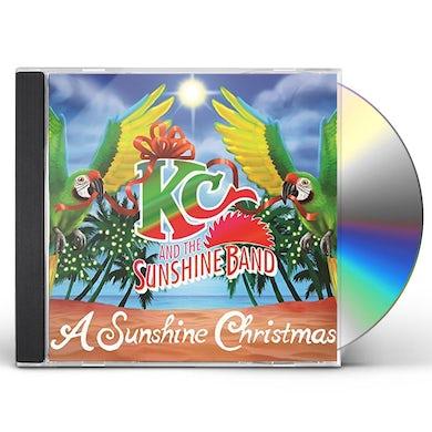 Kc & The Sunshine Band SUNSHINE CHRISTMAS CD