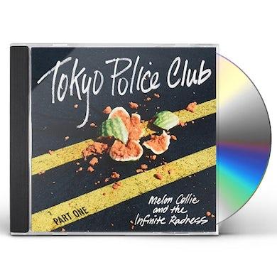 Tokyo Police Club MELON COLLIE & THE PT 1 CD