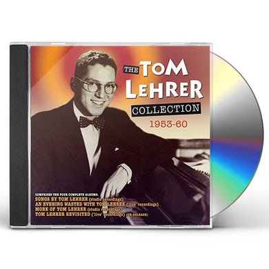 Tom Lehrer COLLECTION 1953-60 CD