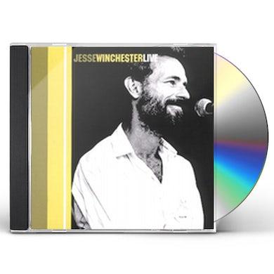 Jesse Winchester LIVE CD