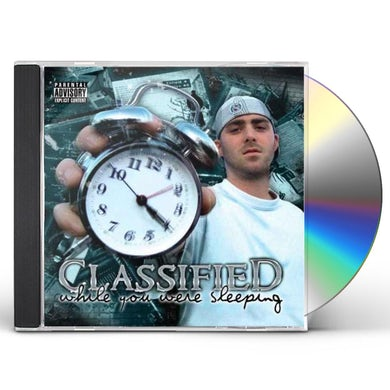 Classified WHILE YOU WERE SLEEPING CD