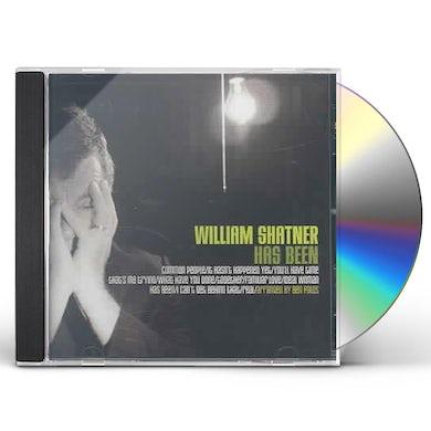 William Shatner HAS BEEN CD