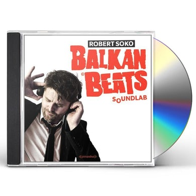 Robert Soko BALKANBEATS SOUNDLAB CD