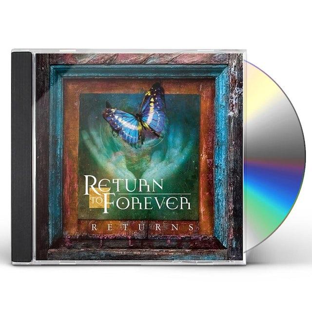 Return To Forever RETURNS CD