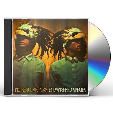 No Regular Play ENDANGERED SPECIES CD
