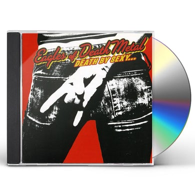 Eagles Of Death Metal DEATH BY SEXY CD