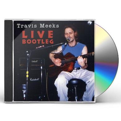 Travis Meeks LIVE BOOTLEG CD