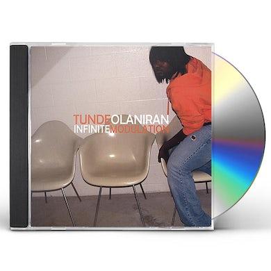 Tunde Olaniran INFINITE MODULATION CD