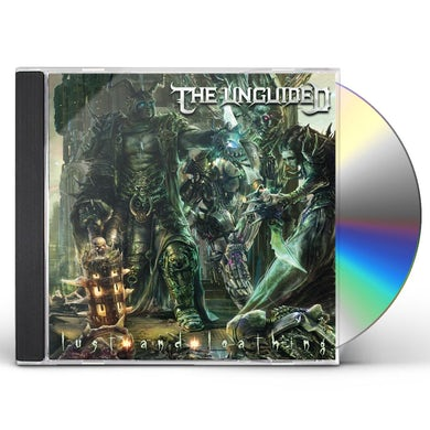 Unguided LUST & LOATHING CD