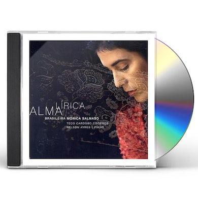 Monica Salmaso ALMA LIRICA BRASILEIRA CD