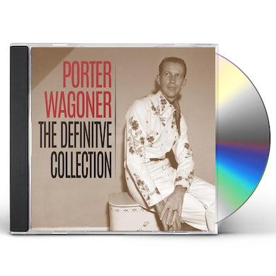 Porter Wagoner DEFINITIVE COLLECTION CD