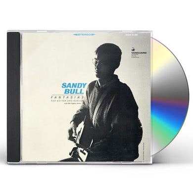 Sandy Bull FANTASIAS FOR GUITAR & BANJO CD