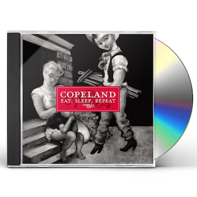 Copeland EAT SLEEP REPEAT CD