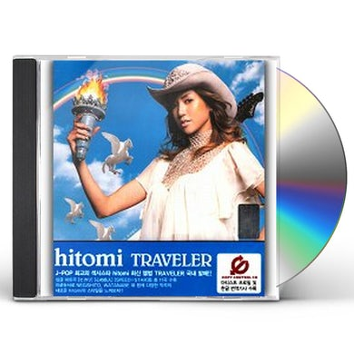 Hitomi TRAVELER CD