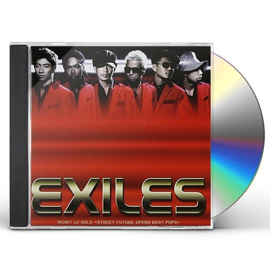 Exile HEART OF GOLD CD