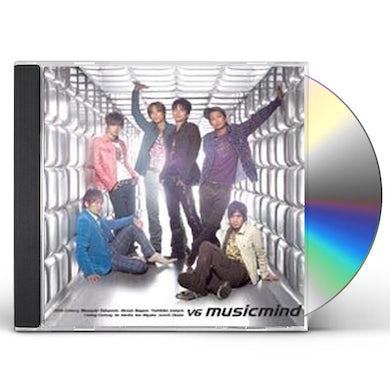 V6 MUSICMIND CD