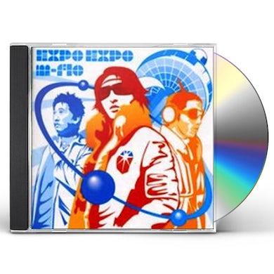m-flo EXPO EXPO CD