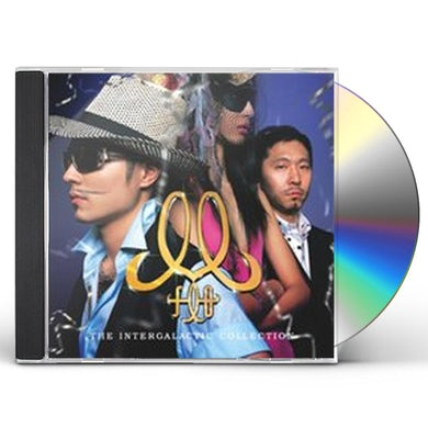 m-flo INTERGALACTIC COLLECTION CD