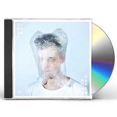 Sin Fang SPACELAND CD