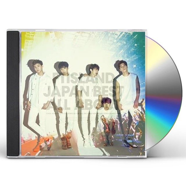 FT Island JAPAN BEST [ALL ABOUT] CD