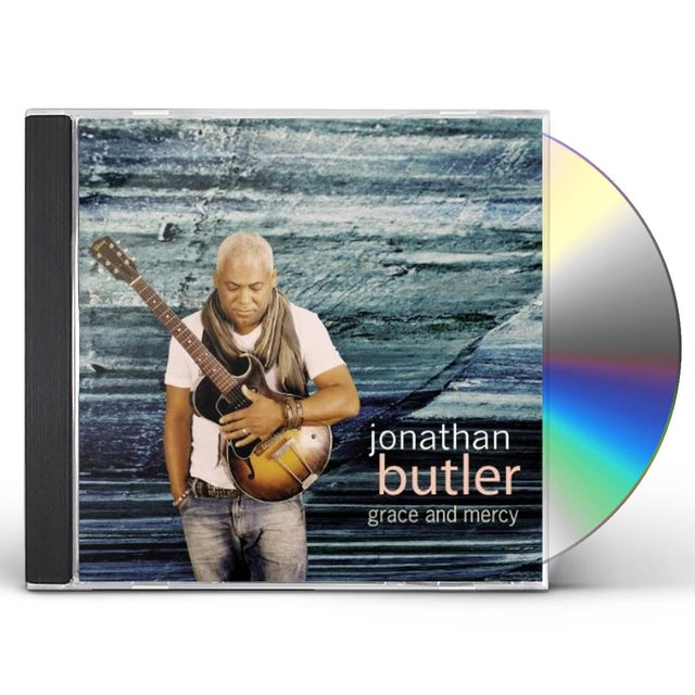 Jonathan Butler GRACE & MERCY CD