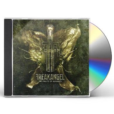 Freakangel FAULTS OF HUMANITY CD