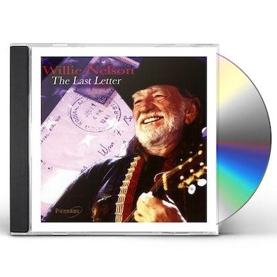 Willie Nelson LAST LETTER CD