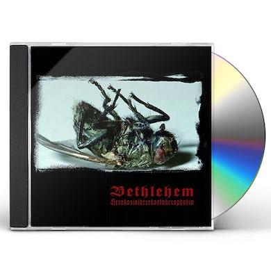 BETHLEHEM HEXAKOSIOIHEXEKONTAHEXAPHOBIA CD