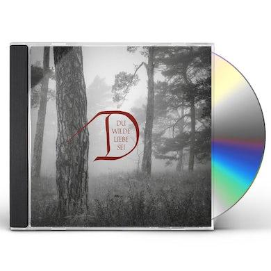 Dornenreich DU WILDE LIEBE SEI CD