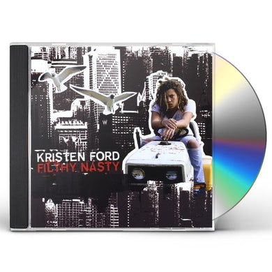 Kristen Ford FILTHY NASTY CD