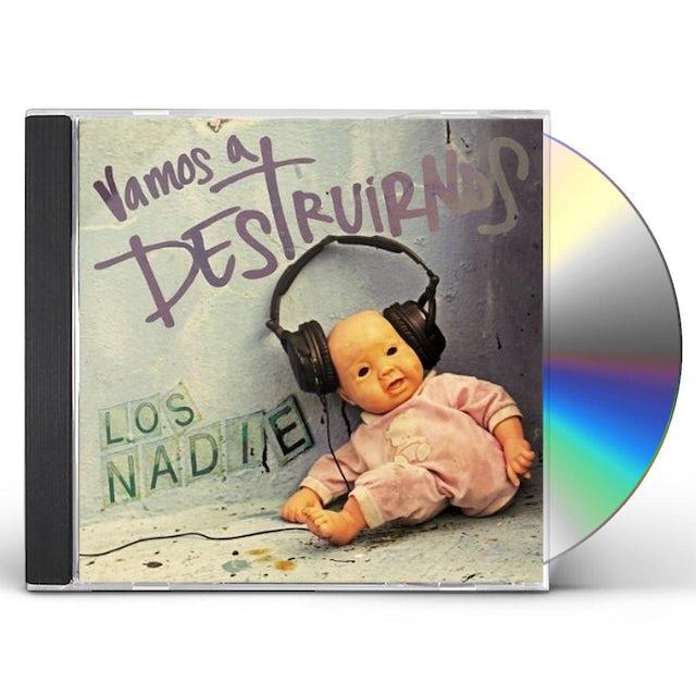 Los Nadie VAMOS A DESTRUIRNOS CD