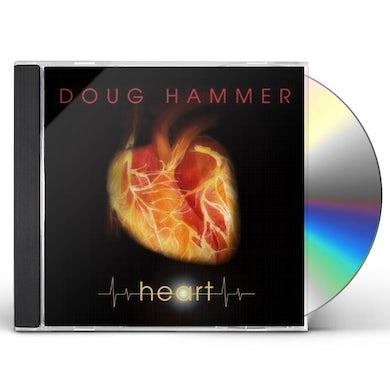 Doug Hammer HEART CD