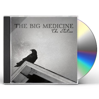Big Medicine THE STATION CD