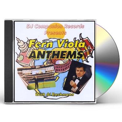 Fern Viola ANTHEMS CD