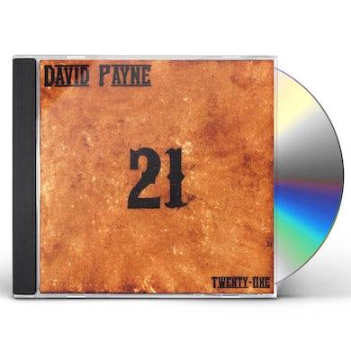 David Payne 21 CD