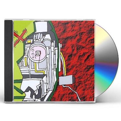 Flying Luttenbachers INFECTION & DECLINE CD