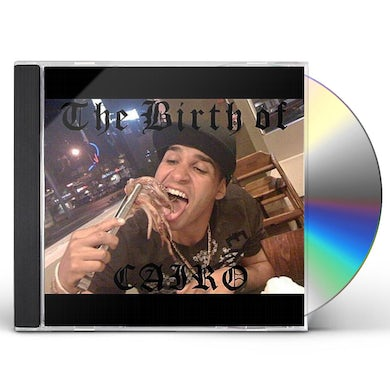 BIRTH OF CAIRO CD