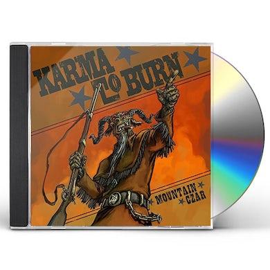 Karma To Burn MOUNTAIN CZAR CD
