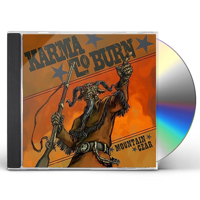 Karma To Burn MOUNTAIN CZAR CD