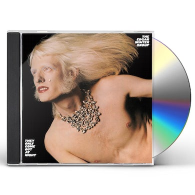 Edgar Winter THEY ONLY COME OUT AT NIGHT CD