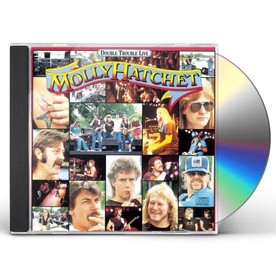Molly Hatchet DOUBLE TROUBLE CD