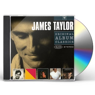 James Taylor ORIGINAL ALBUM CLASSICS CD